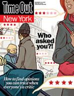 time out new york cover image