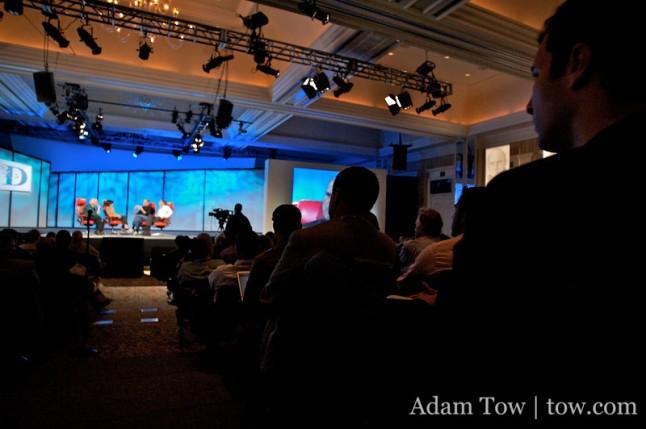 Steve Jobs & Bill Gates @ D5