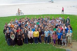 2012 company meetup in San Diego