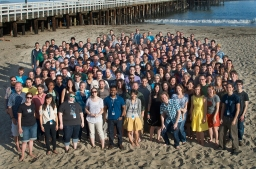 2013 company meetup in Santa Cruz