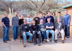 2008 company meetup in Arizona