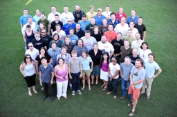 2010 company meetup in Florida